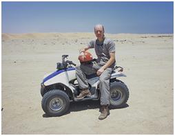 Namibia 2001 (a little fun time)